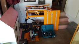 Router Table, Saw, Planar, Router