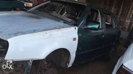 vw vr6 stripping for parts