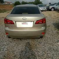 Lexus IS 250 Nigeria used