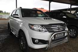 Toyota Fortuner III 3.0 D-4D Raised Body Auto Heritage Edition