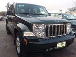 A very neat 2011 Jeep Liberty
