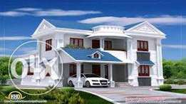 professional architectural and structural drawing plans