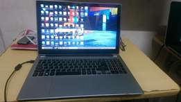 used acer aspire v5, core i5. gaming machine