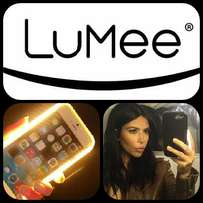 LuMee LED Power Bank Case