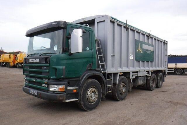 Scania P114C 380 - 2003