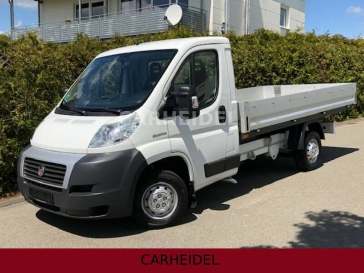 Fiat Ducato 35 150 L4 Pritsche 3.650mm lang - 2012
