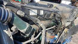 Volvo D13 440 hp engine power pack complete