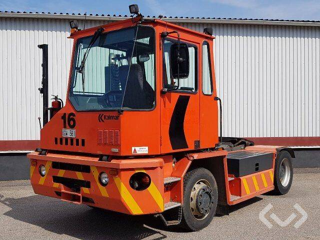 Kalmar TRX-1820AL 4x2 Terminal Tractor - 04 - 2004