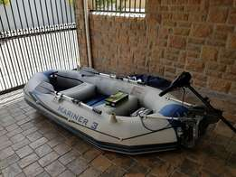 For Sale - Intex Boat