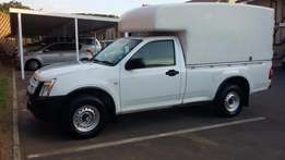 Delivery Bakkie / Van For Hire