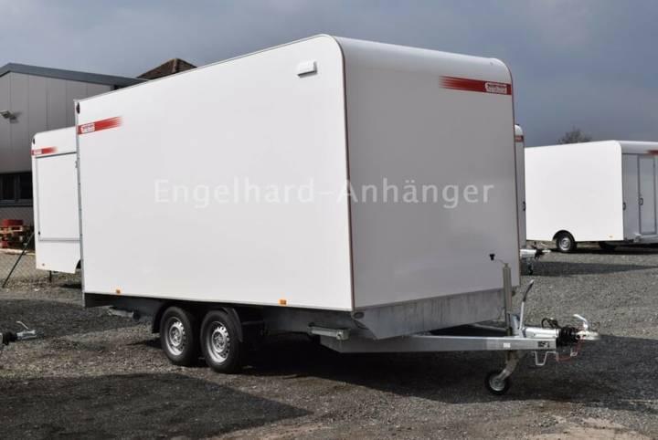 TFSP 420T.00 - 420x200x210 cm - 2,7 t HOCHLADER