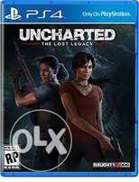 PS4 UNCHARTED. The Lost Legacy