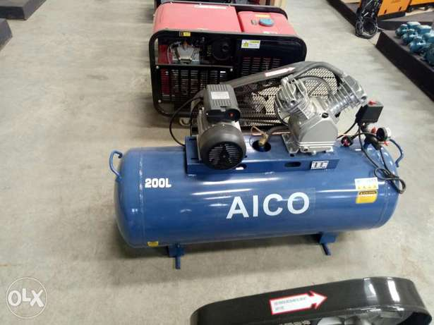 Air compressors(Both petrol engine and electric powered) Kitengela - image 5