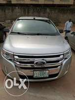 Few Months Used 2014 Model Ford EDGE Full Optioned Up 4Grabs