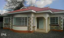 A classic 3 bedroom two ensuite in a gated community in ongata rongai.
