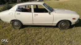 Well looked after Datsun 14Y stock Standard