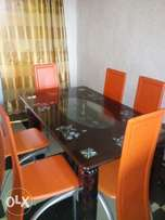 New Six Sitter Dining set & Chair (New)