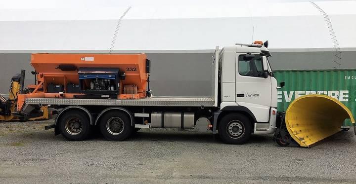 Volvo FH12 - 2019