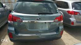 Loaded with alloy rims Subaru OUTBACK 2010 model. KCP