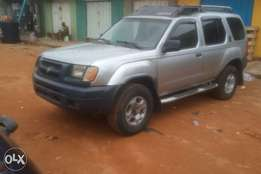 A clean registered Nissan Xterra for sale, 2000