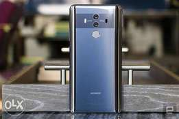 Huawei Mate 10 pro brand new and sealed in a shop