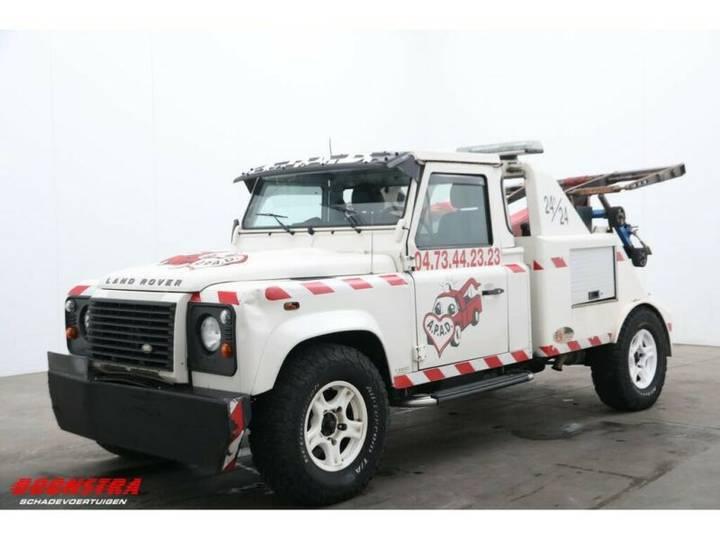 Rover land  defender 2.4 td abschleppwagen - 2010