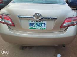 Cute Toyota Camry used 2010 Model