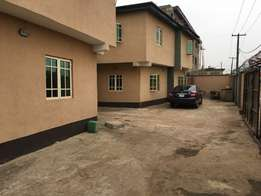 Two bedroom flat for rent at new Oko oba