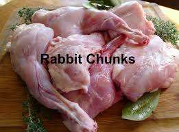 Rabbits Meat and productsDID YOU KNOW? Cholesterol level in rabbit mea
