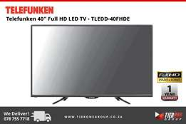 "Telefunken 40"" Full HD Led TV"