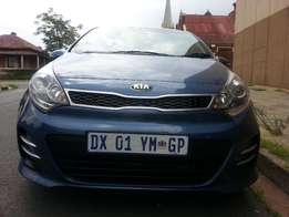 Here 2015 Kia Rio 1.4 with Sunroof , Excellent Condition,Full House,