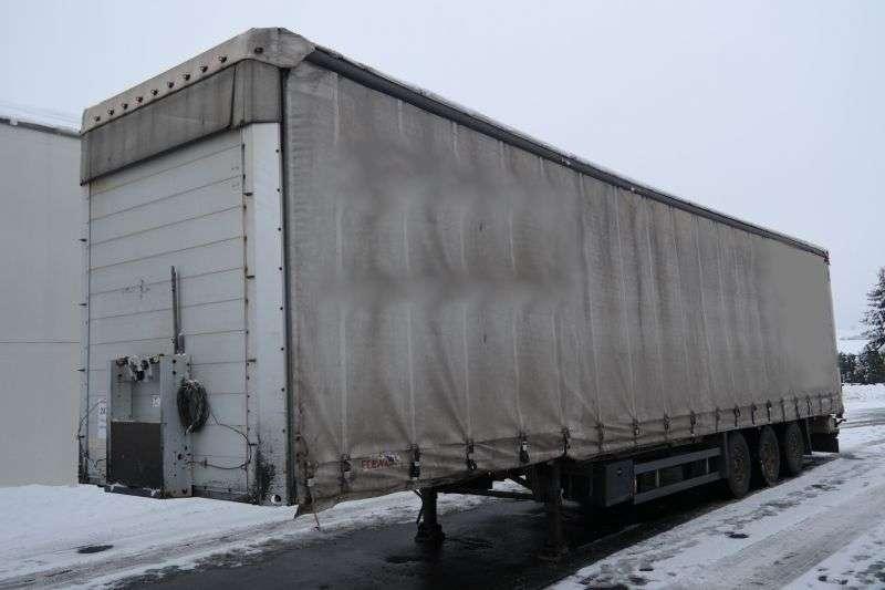 Schmitz Cargobull Ag Scs 24/l - 2007