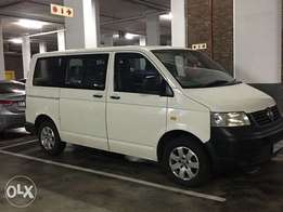 VW Transporter Crewbus T5 - R119,000 cash