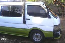 Well Maintained Toyota Shark Diesel- Low Consumption