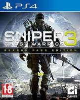 Sniper Ghost Warrior 3 Sealed Ps4 / Playstation 4