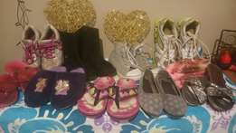 Girl's Shoes Size 12 To 3