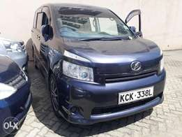 Toyota Voxy - Purple. Showroom Condition