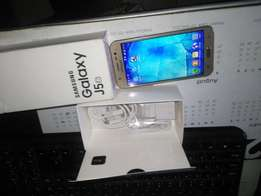 Urgently sell Samsung Galaxy J5 new with box