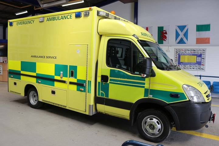 Iveco DAILY 50C18 3.0HPI 5 TON AMBULANCE (GUIDE PRICE) - 2019