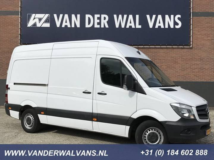 Mercedes-Benz Sprinter 316CDI 366 L2H2 Airco; 270gr a.deuren ** - 2015