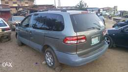 Very Clean Registered Toyota Sienna
