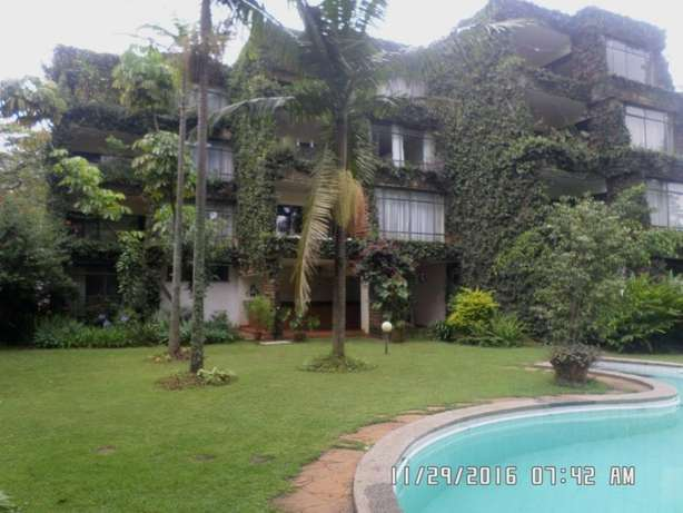 A furnished 2 bed apartment along state house road for rent Kilimani - image 2