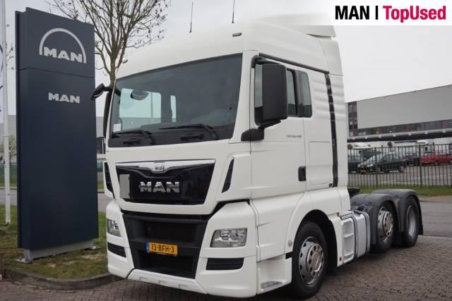 MAN TGX 26.480 6X2/4 BLS Intarder - 2014