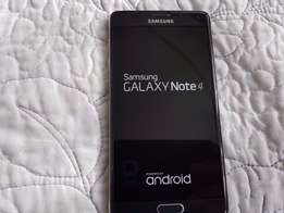 Samsung Galaxy Note 4 UNLOCKED 32GB in Perfect Working Order