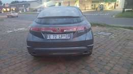 Honda civic 5dor 1.8