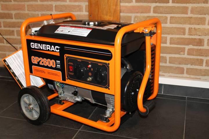 Generac Gp2600 - 2018
