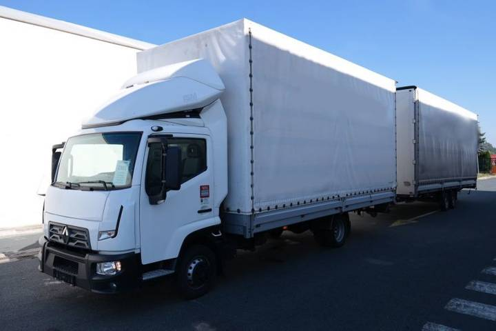 Renault D Euro 6 Do 3,5t - 2016