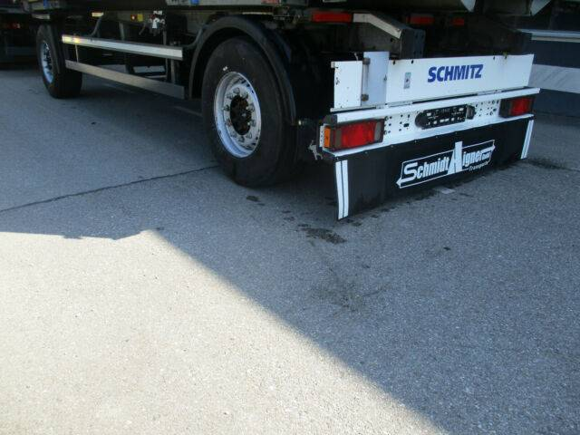 Schmitz Cargobull WSK Lafette verzinkt BDF WAB - 2015