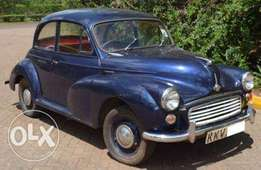 Morris Minor KKV [Manual Transmission ,Clean Interior]