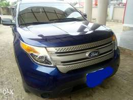 Ford explorer for wake